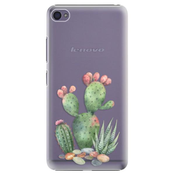 Plastové puzdro iSaprio - Cacti 01 - Lenovo S90