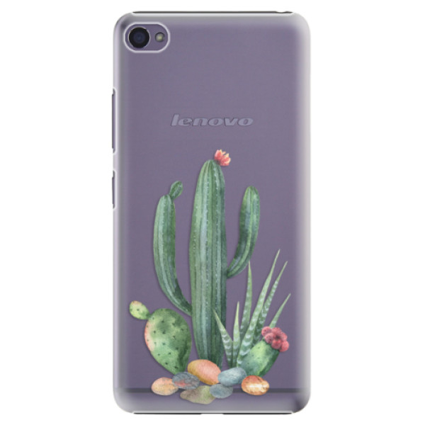 Plastové puzdro iSaprio - Cacti 02 - Lenovo S90