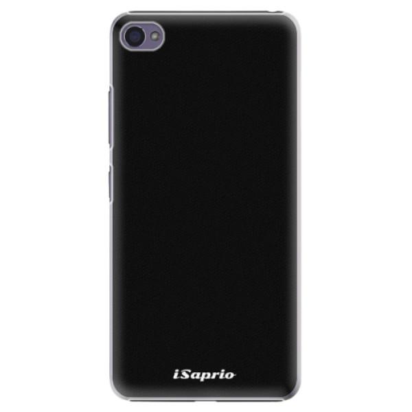 Plastové puzdro iSaprio - 4Pure - černý - Lenovo S90