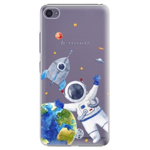Plastové puzdro iSaprio - Space 05 - Lenovo S90