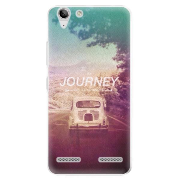 Plastové puzdro iSaprio - Journey - Lenovo Vibe K5