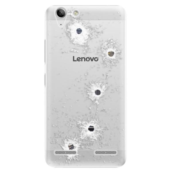 Plastové puzdro iSaprio - Gunshots - Lenovo Vibe K5