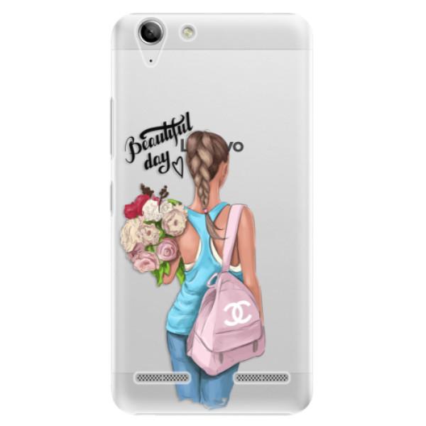 Plastové puzdro iSaprio - Beautiful Day - Lenovo Vibe K5