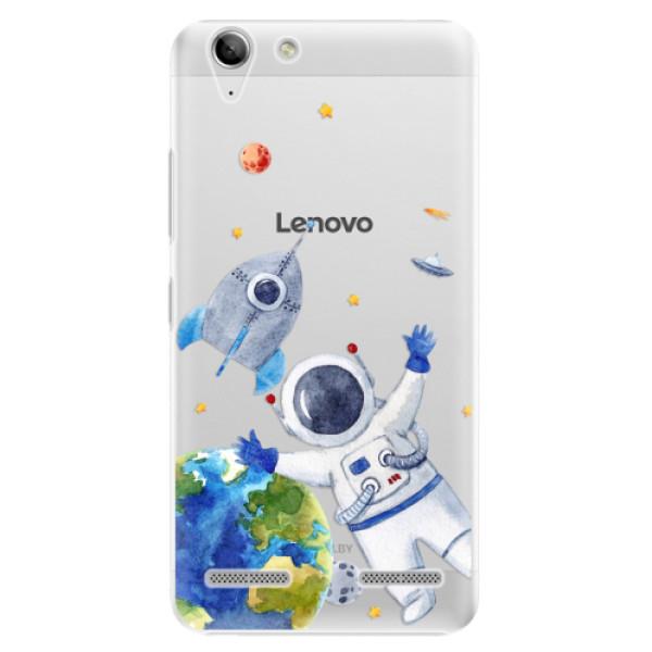 Plastové puzdro iSaprio - Space 05 - Lenovo Vibe K5