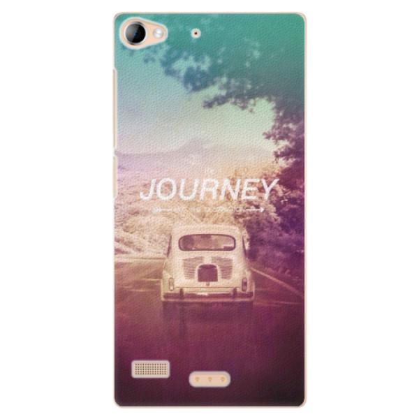 Plastové puzdro iSaprio - Journey - Lenovo Vibe X2