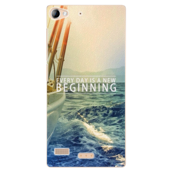 Plastové puzdro iSaprio - Beginning - Lenovo Vibe X2