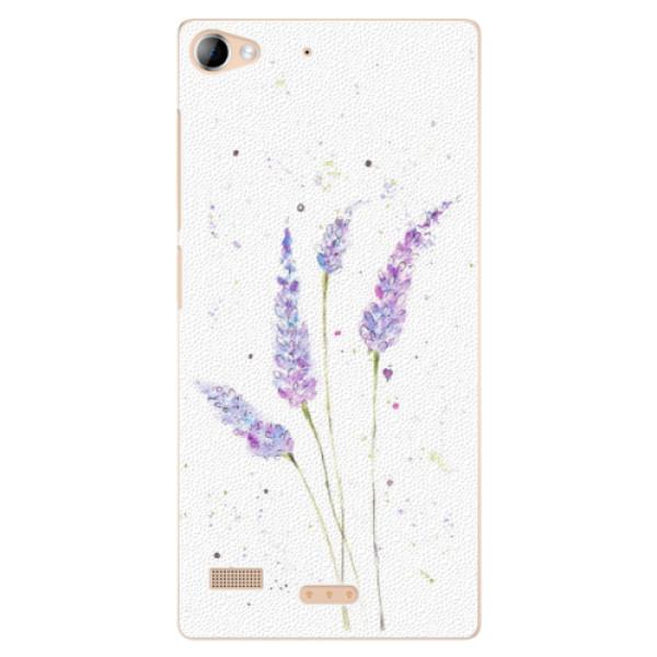 Plastové puzdro iSaprio - Lavender - Lenovo Vibe X2