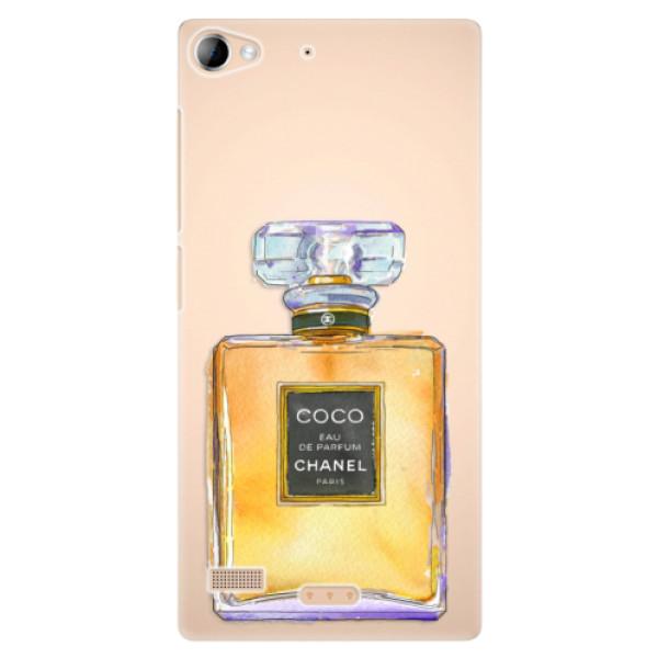 Plastové puzdro iSaprio - Chanel Gold - Lenovo Vibe X2
