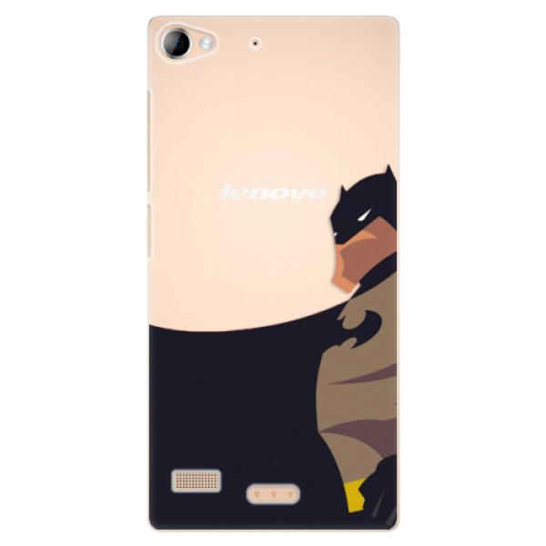 Plastové puzdro iSaprio - BaT Comics - Lenovo Vibe X2