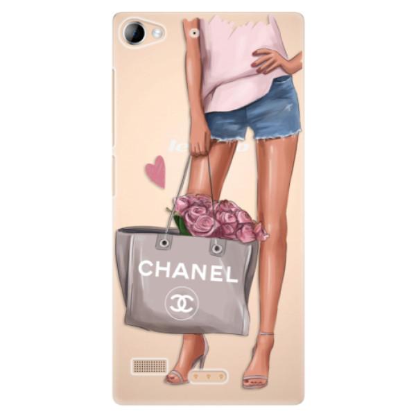 Plastové puzdro iSaprio - Fashion Bag - Lenovo Vibe X2