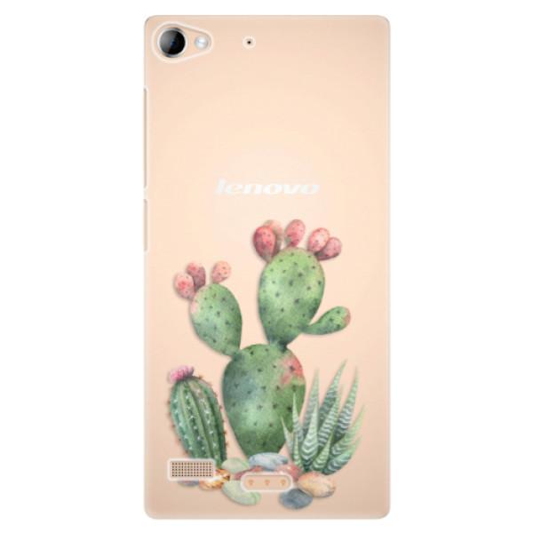 Plastové puzdro iSaprio - Cacti 01 - Lenovo Vibe X2