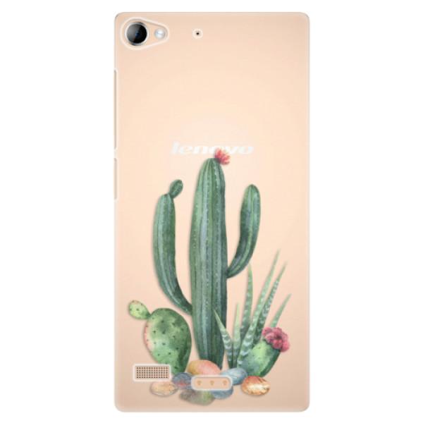 Plastové puzdro iSaprio - Cacti 02 - Lenovo Vibe X2