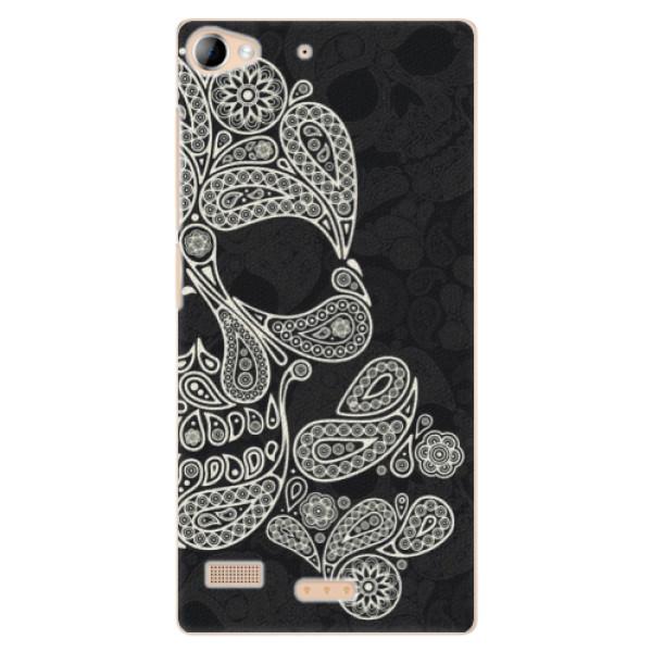 Plastové puzdro iSaprio - Mayan Skull - Lenovo Vibe X2