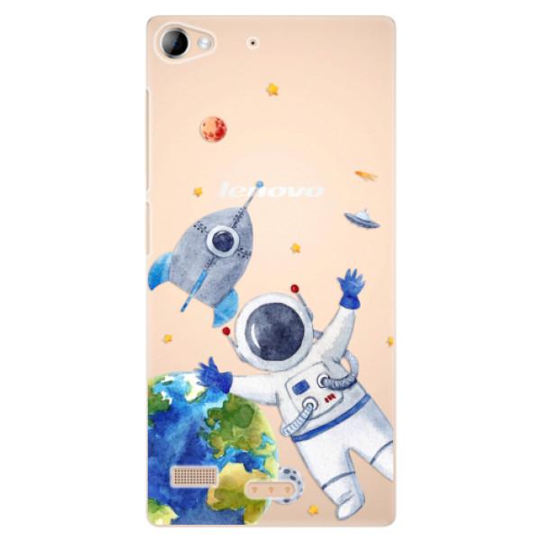 Plastové puzdro iSaprio - Space 05 - Lenovo Vibe X2