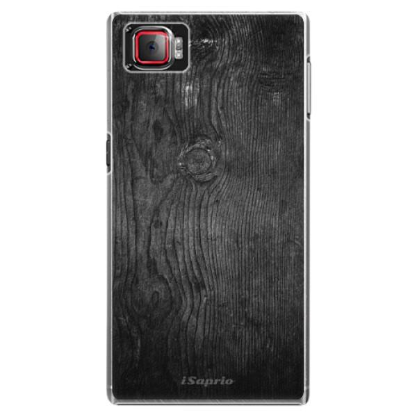 Plastové puzdro iSaprio - Black Wood 13 - Lenovo Z2 Pro