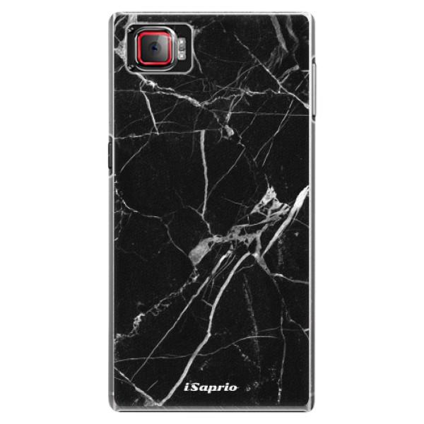 Plastové puzdro iSaprio - Black Marble 18 - Lenovo Z2 Pro