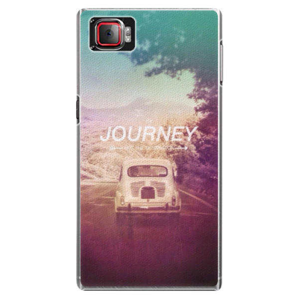 Plastové puzdro iSaprio - Journey - Lenovo Z2 Pro