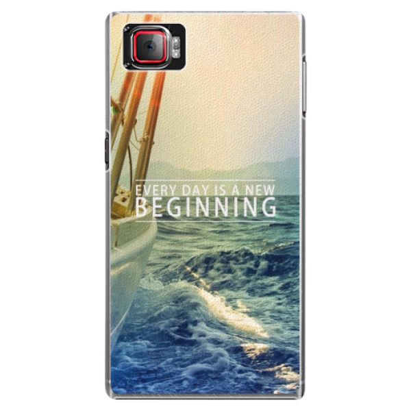 Plastové puzdro iSaprio - Beginning - Lenovo Z2 Pro