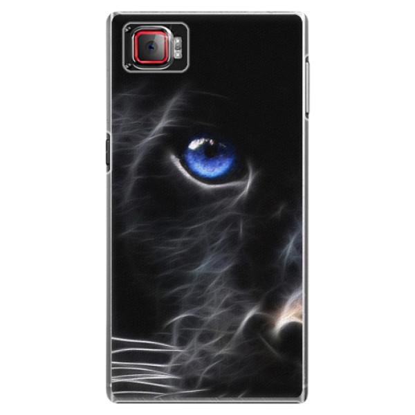 Plastové puzdro iSaprio - Black Puma - Lenovo Z2 Pro
