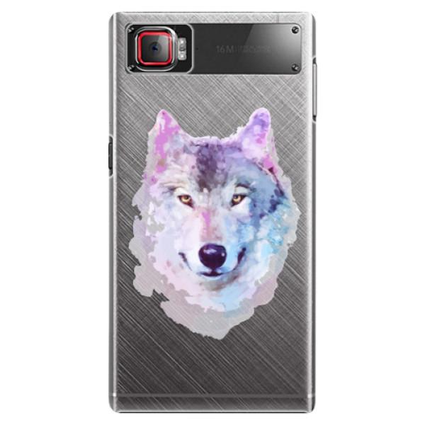 Plastové puzdro iSaprio - Wolf 01 - Lenovo Z2 Pro