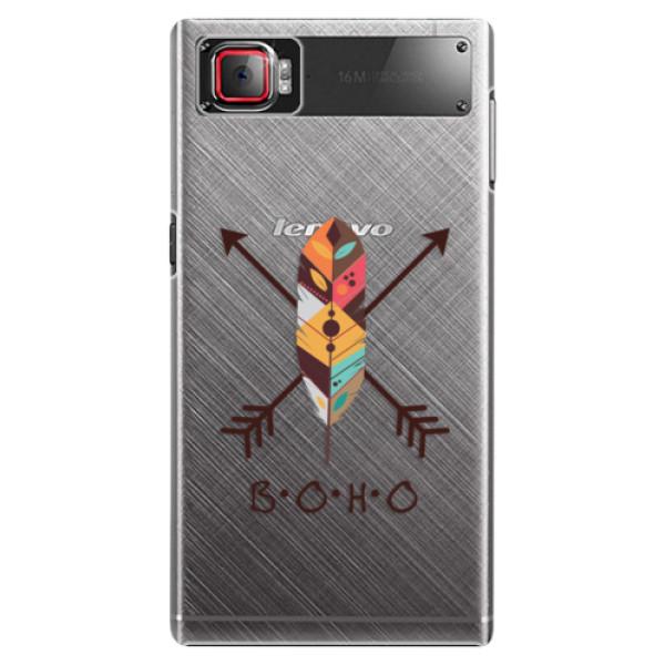 Plastové puzdro iSaprio - BOHO - Lenovo Z2 Pro