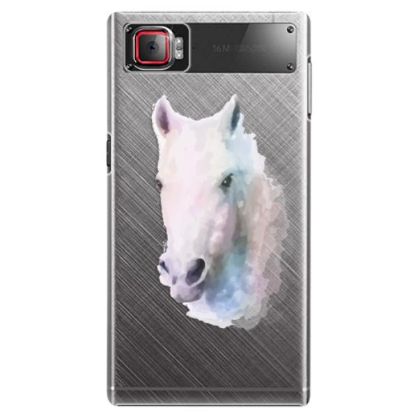 Plastové puzdro iSaprio - Horse 01 - Lenovo Z2 Pro