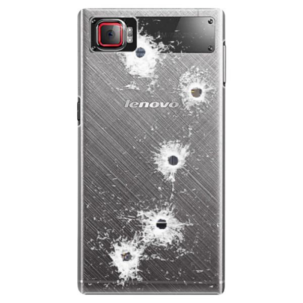 Plastové puzdro iSaprio - Gunshots - Lenovo Z2 Pro