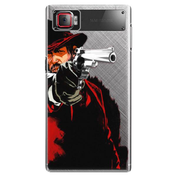 Plastové puzdro iSaprio - Red Sheriff - Lenovo Z2 Pro