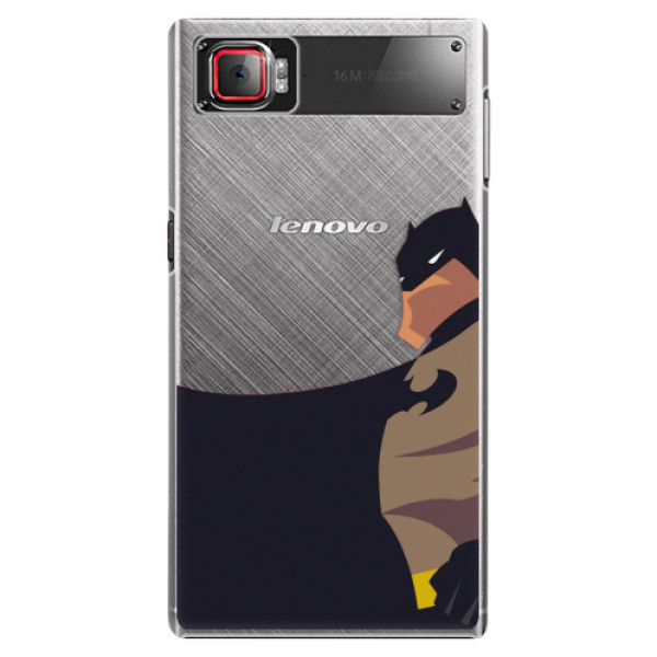 Plastové puzdro iSaprio - BaT Comics - Lenovo Z2 Pro