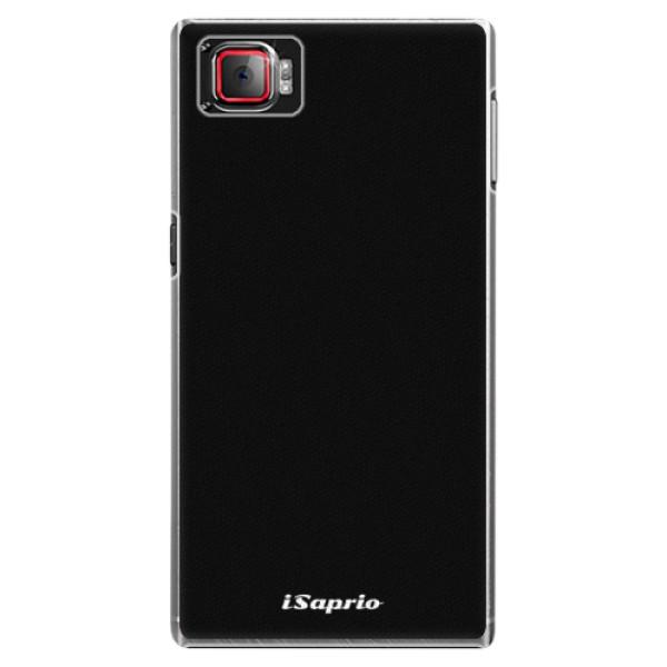 Plastové puzdro iSaprio - 4Pure - černý - Lenovo Z2 Pro