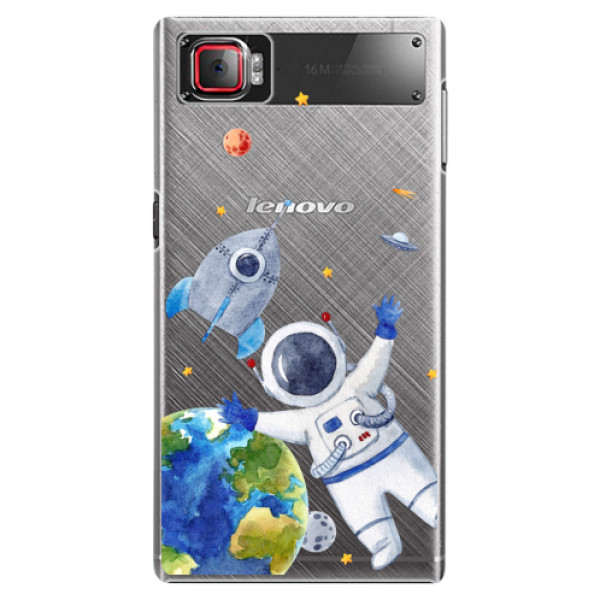 Plastové puzdro iSaprio - Space 05 - Lenovo Z2 Pro