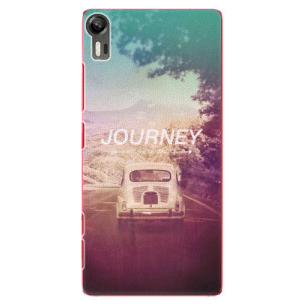 Plastové puzdro iSaprio - Journey - Lenovo Vibe Shot