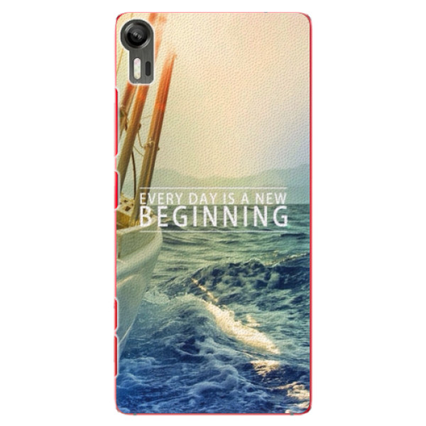 Plastové puzdro iSaprio - Beginning - Lenovo Vibe Shot