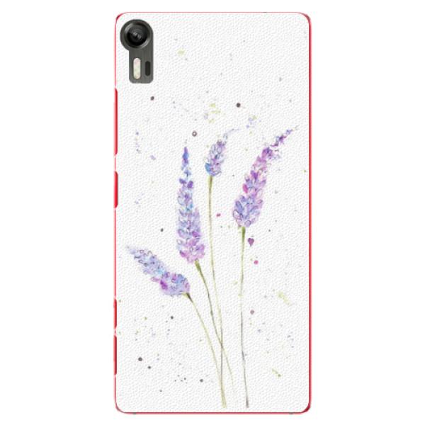 Plastové puzdro iSaprio - Lavender - Lenovo Vibe Shot