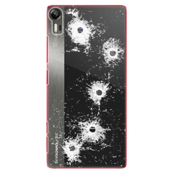 Plastové puzdro iSaprio - Gunshots - Lenovo Vibe Shot
