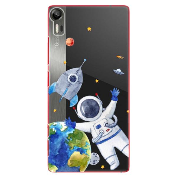 Plastové puzdro iSaprio - Space 05 - Lenovo Vibe Shot
