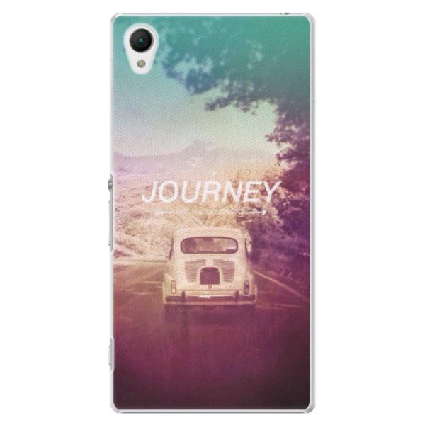 Plastové puzdro iSaprio - Journey - Sony Xperia Z1