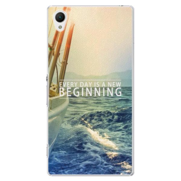 Plastové puzdro iSaprio - Beginning - Sony Xperia Z1