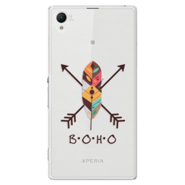 Plastové puzdro iSaprio - BOHO - Sony Xperia Z1