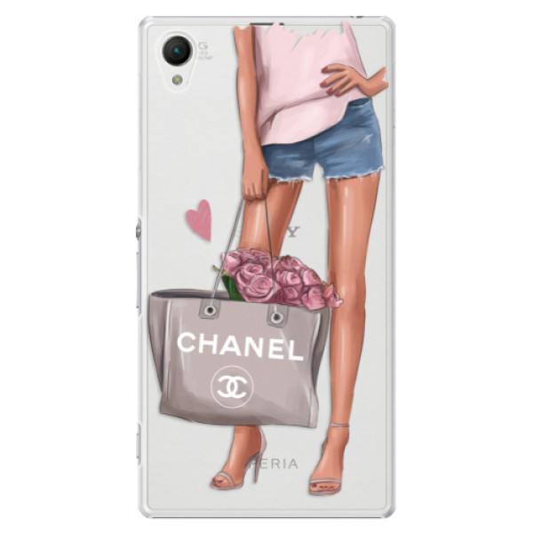 Plastové puzdro iSaprio - Fashion Bag - Sony Xperia Z1