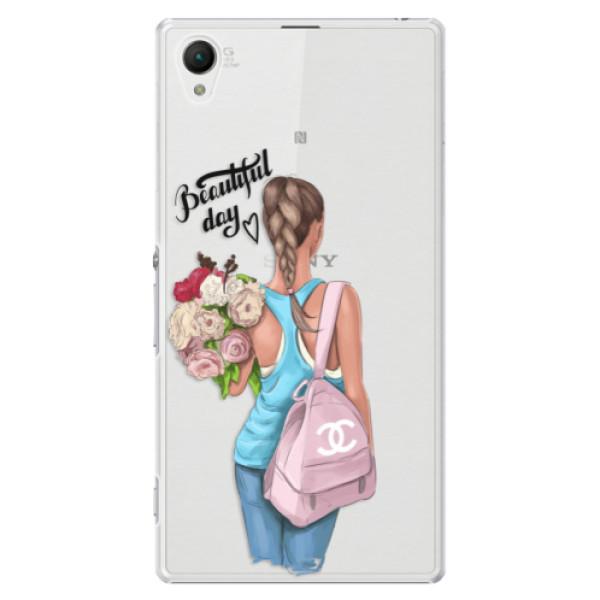 Plastové puzdro iSaprio - Beautiful Day - Sony Xperia Z1