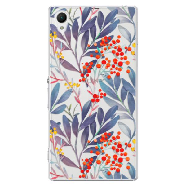 Plastové puzdro iSaprio - Rowanberry - Sony Xperia Z1