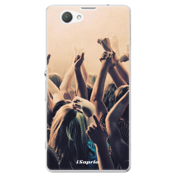 Plastové puzdro iSaprio - Rave 01 - Sony Xperia Z1 Compact