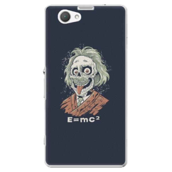 Plastové puzdro iSaprio - Einstein 01 - Sony Xperia Z1 Compact
