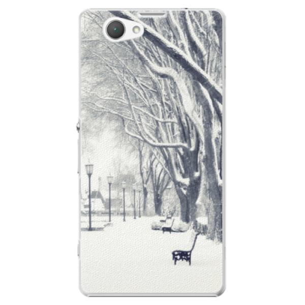 Plastové puzdro iSaprio - Snow Park - Sony Xperia Z1 Compact