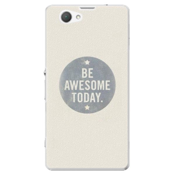 Plastové puzdro iSaprio - Awesome 02 - Sony Xperia Z1 Compact