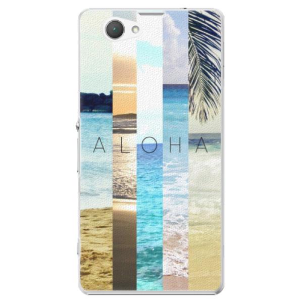 Plastové puzdro iSaprio - Aloha 02 - Sony Xperia Z1 Compact