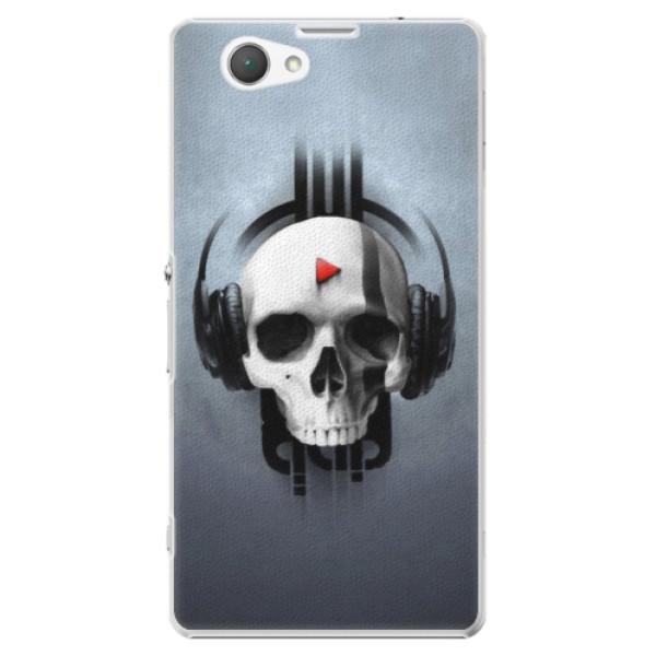 Plastové puzdro iSaprio - Skeleton M - Sony Xperia Z1 Compact