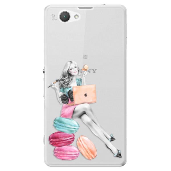 Plastové puzdro iSaprio - Girl Boss - Sony Xperia Z1 Compact