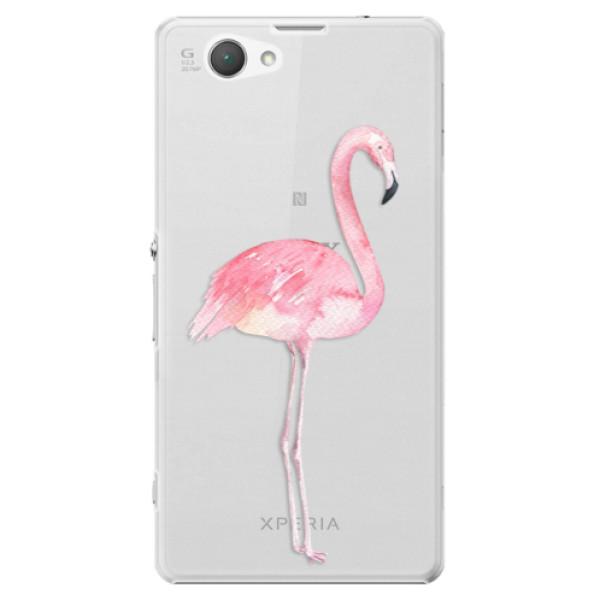 Plastové puzdro iSaprio - Flamingo 01 - Sony Xperia Z1 Compact